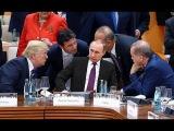 Hamburg G-20 фэйковое фото президента взорвало Интернет