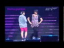Hyunseung Dong Woon Trouble Maker (Live 2nd Fanmeet B2UTY BEAST)