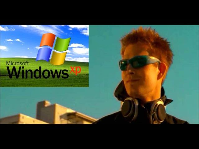 Darude - Sandstorm (Windows Xp Remix)