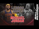LeBron James vs Michael Jordan: WHO IS THE GREATEST?