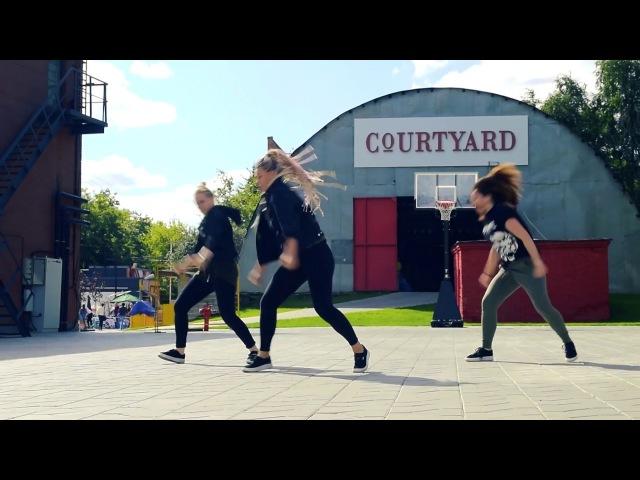 DANCEHALL | CHOREO BY MARISHA | DAMIAN MARLEY - R.O.A.R.