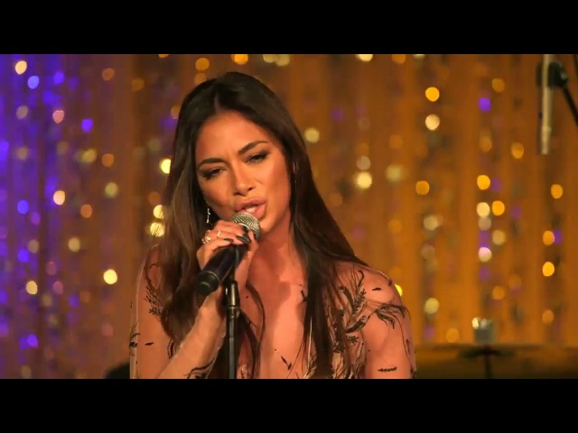Nicole Scherzinger covers Never Give Up by Sia Lion Soundtrack