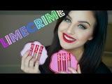 Limecrime Velvetine Lipstick Swatches VELVE-TIN BUNDLE