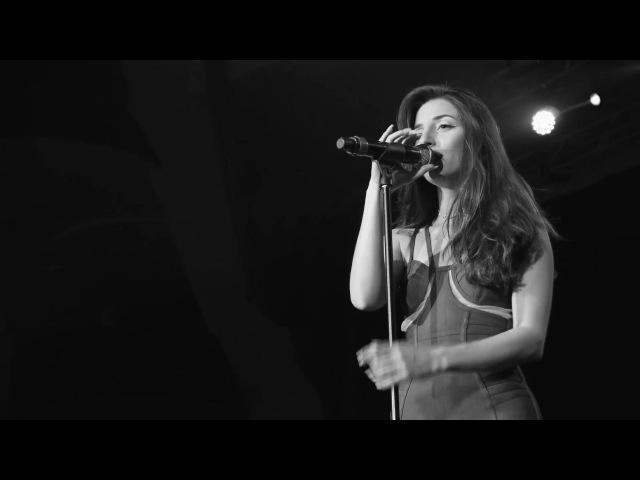 Kristina Si - ГИШЕР Э(Ночь).( Кристина Си поет на Армянском,Армения,Ереван 2017)