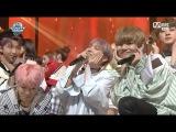 170223 BTS won 1st Place @ Mnet M!Countdown