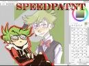 SpeedPaint-Ted Z-Toon