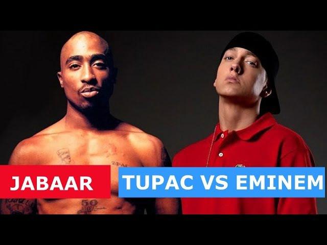 2Pac VS Eminem - Hit em UP _1ON1