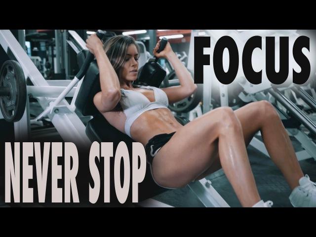 ANLLELA SAGRA | Gym Motivation 4 - WORKOUT HARD