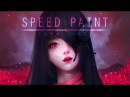 Speed paint Enma Ai Paint Tool Sai Lulybot