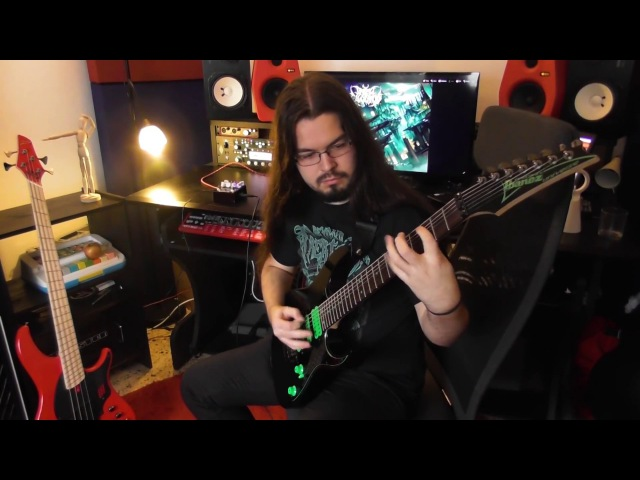 Trepid Elucidation - Beyond Compassion [Official Guitar Playthrough]