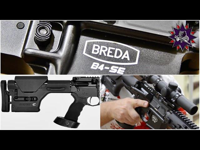 Анонс - новый карабин BREDA