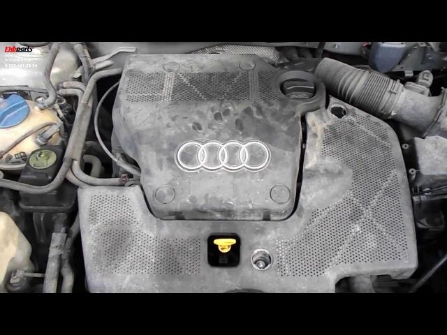 Контрактный двигатель Ауди Audi A3 1 6, 101 AKL