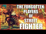The Forgotten Players Of Street Fighter. Part 2 ( Finale )