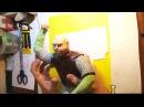 1 часть Как сделать кожаные доспехи для куклы
