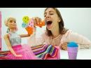 Поделки с Барби Брошка в виде мороженого своими руками