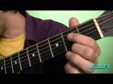 Юрий Антонов - Крыша дома твоего (Аккорды, урок на гитаре)