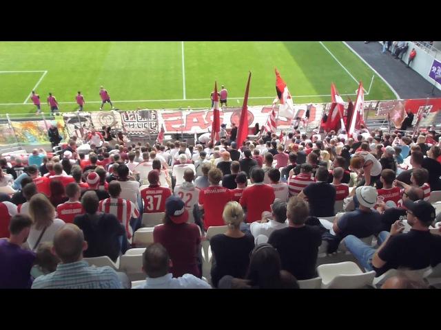 ULTRAS Support Zusammenschnitt   Erzgebirge Aue - Fortuna Düsseldorf   06.08.2017 F95