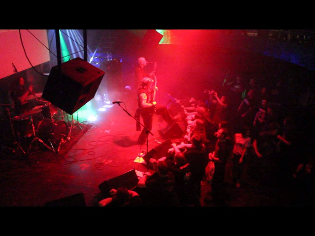 M:Pire Of Evil - - live Moscow 12.03.2015 MVI 5631