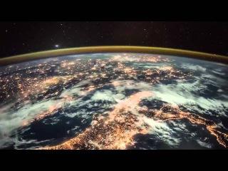 Уникальное видео из космоса рассвет над Землей смотреть всем