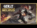 Necros Best Genji Moments Overwatch Montage