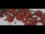 Яблочная красно-белая свадьба Мария Бугрова декоратор