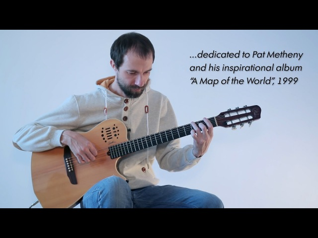 Depressionism, Part 7: Mapping the World (Godin Multiac Steel, Fishman Aura, Strymon BigSly)