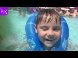 Аквапарк амфибиус Сочи RUssian kids Water park