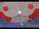 Macro furry Growth. Moon. Frame Agrinal.
