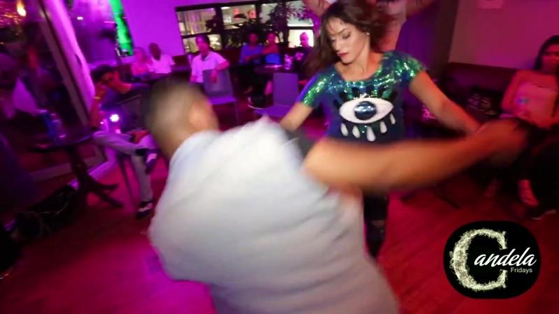 Shani Talmor Antonio Doza Jeremey Social Dancing