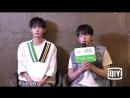 08.09.17 [iQIYI] Ёнгук и Шихён - Интервью с Фанатом Кимчи (Paocai bang)