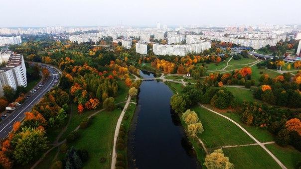 Осень на Мухле, Малиновка.