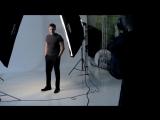 Бэкстейдж съемок Владимира Вдовиченкова для апрельской обложки Mens Health