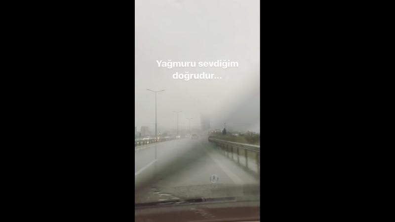Eğer yağmursa dememki Bereket Ondandır…