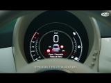 Fiat 500 – Digital Instrument Cluster TFT 7''