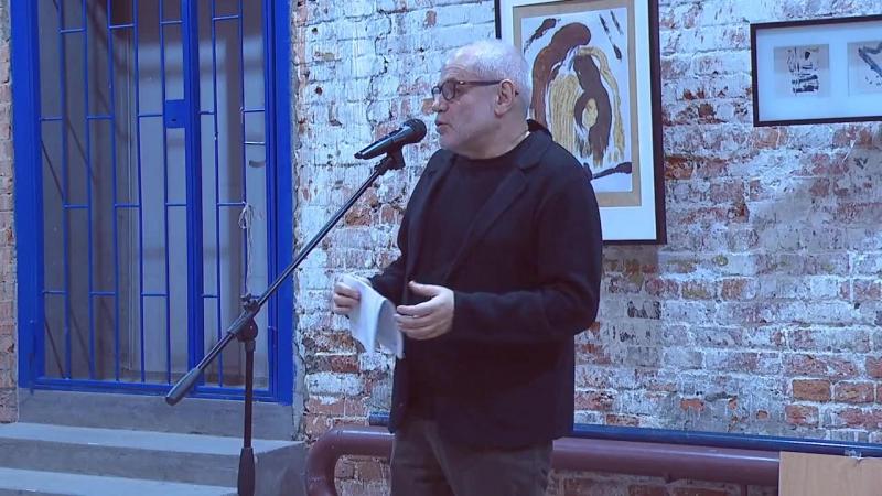 Евгений Бунимович рассказывает историю появления памятника Мандельштаму в Москве