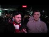 Фанаты «Спартака» обмывают Суперкубок