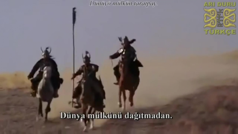 Gülzada Rıskulova - 40 Jigit (Kırgız Manas Destanı)