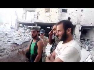 Третий туннель террористов захвачен Сирийской армией в районе Айн Taрма на северо-востоке Дамаска