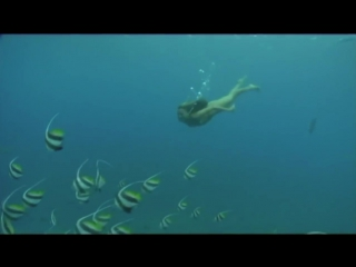 Sirens of the Sea - Naked Underwater Diving - Naturist Compilation