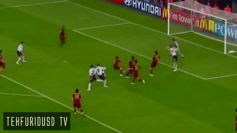 Англия 0-0(1-3) Португалия - 1-4 финала ЧМ 2006 HD