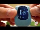 Q50 Детские умные GPS часы Smart Baby Watch с трекером отслеживания