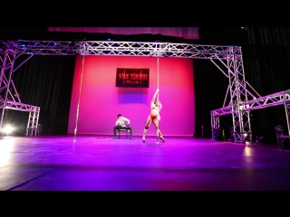 Exotic Pole Dance Theater - Daphne Lux