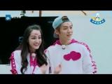 Talk Love -  Luhan and Dilraba  Lu-Di Couple @ Running Man S5