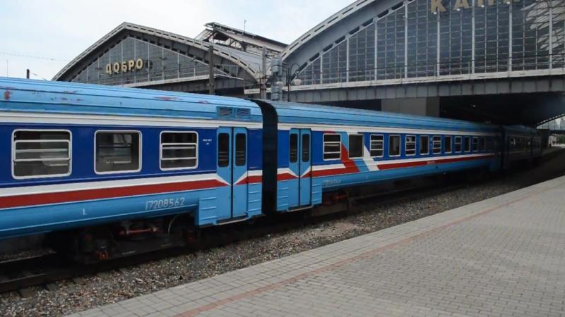 Cтанция Калининград-Пассажирский, Южный ж/д вокзал