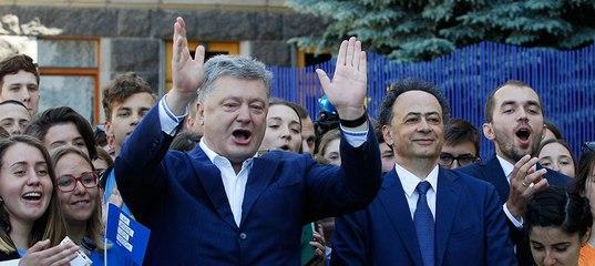 Порошенко подписал закон о запрете на Украине георгиевской ленты ...