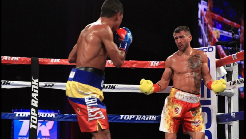 The Matrix Lomachenko vs The Scorpion Marriaga - Killing Stranger