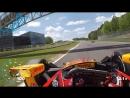 Ryan Hunter-Reay at Barber Motorsports Park