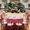 ★DOUBLE UNIQUE★-оформление свадьбы тканью и цвет
