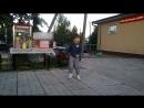 Анечка танцует