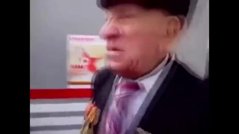 Здравомыслящий ветеран ВОВ говорит правду. Запрещено для показа в России по телевидению